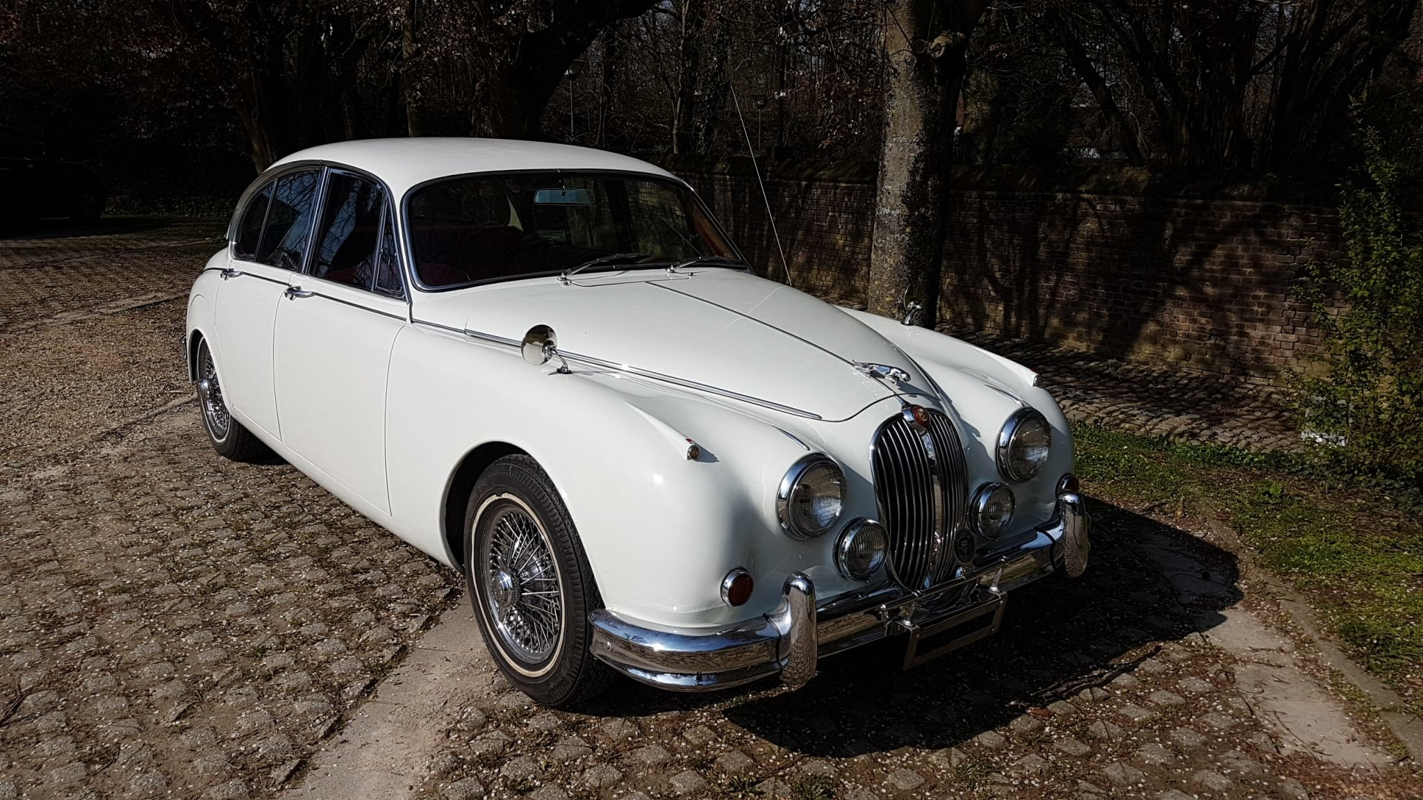 1962 Jaguar MK2 For Sale (picture 3 of 6)