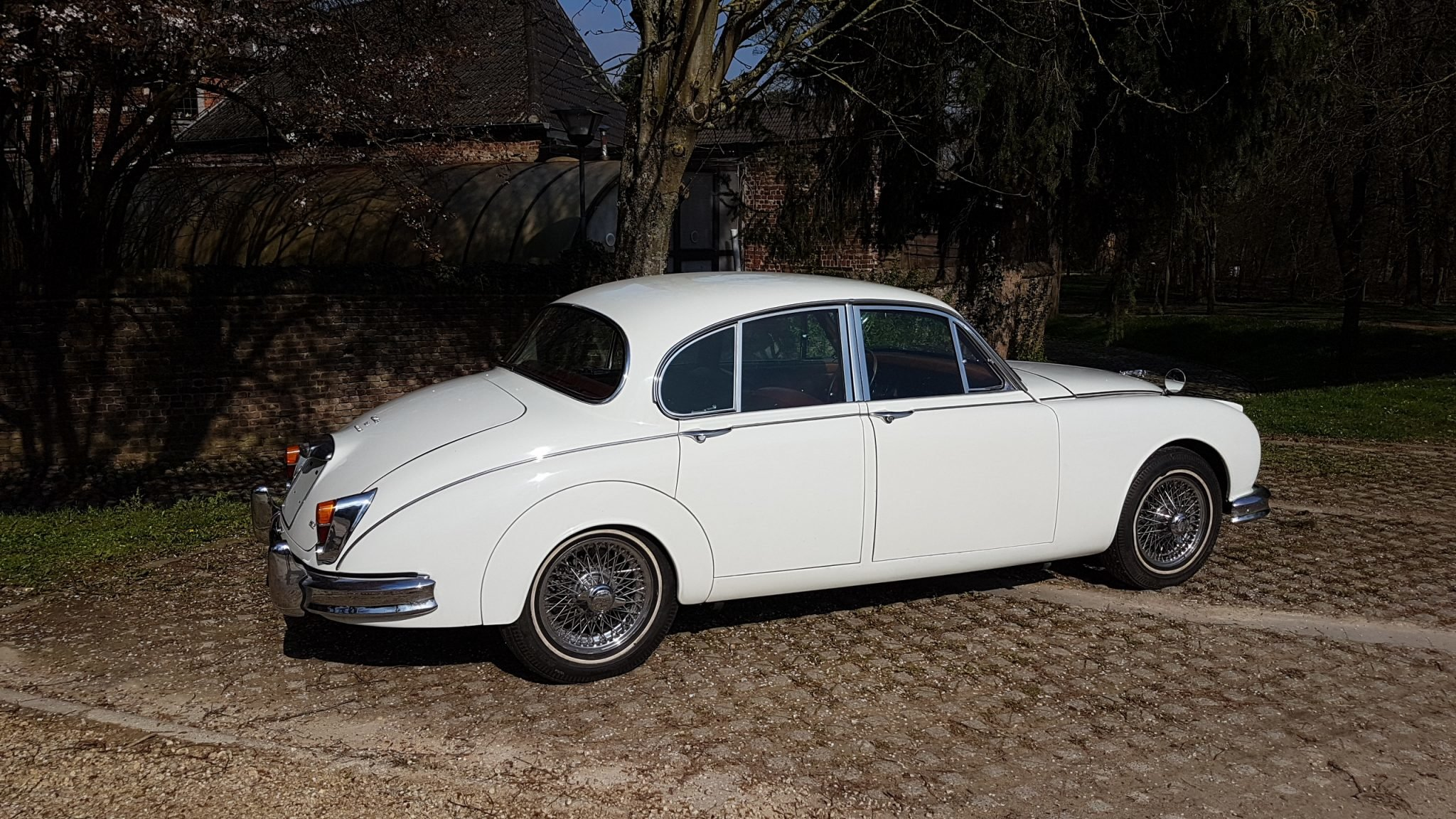 1962 Jaguar MK2 For Sale (picture 4 of 6)