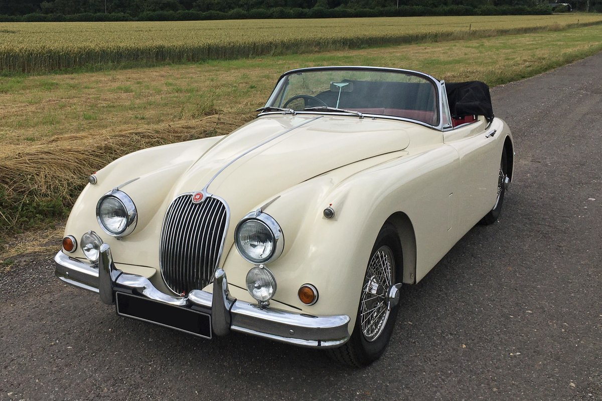 Jaguar XK150 1958 - featured in the film  For Sale (picture 1 of 6)