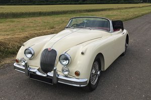Jaguar XK150 1958 - featured in the film  For Sale