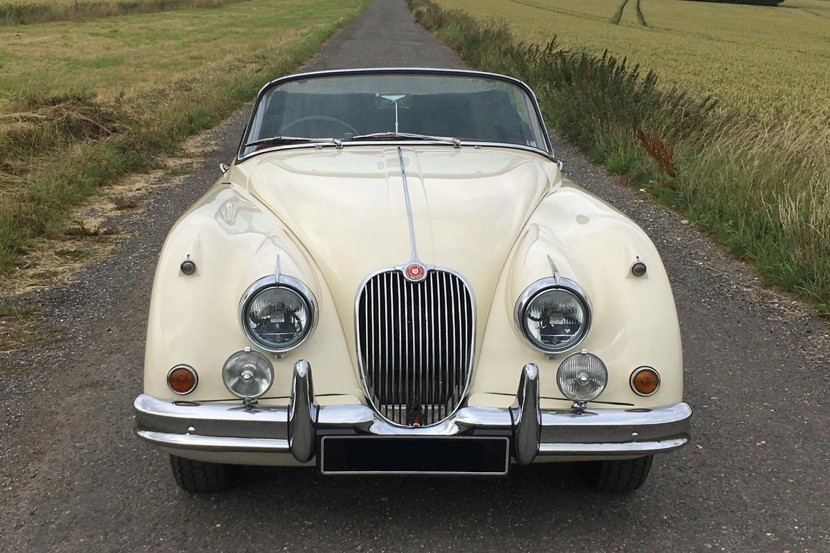 Jaguar XK150 1958 - featured in the film  For Sale (picture 3 of 6)