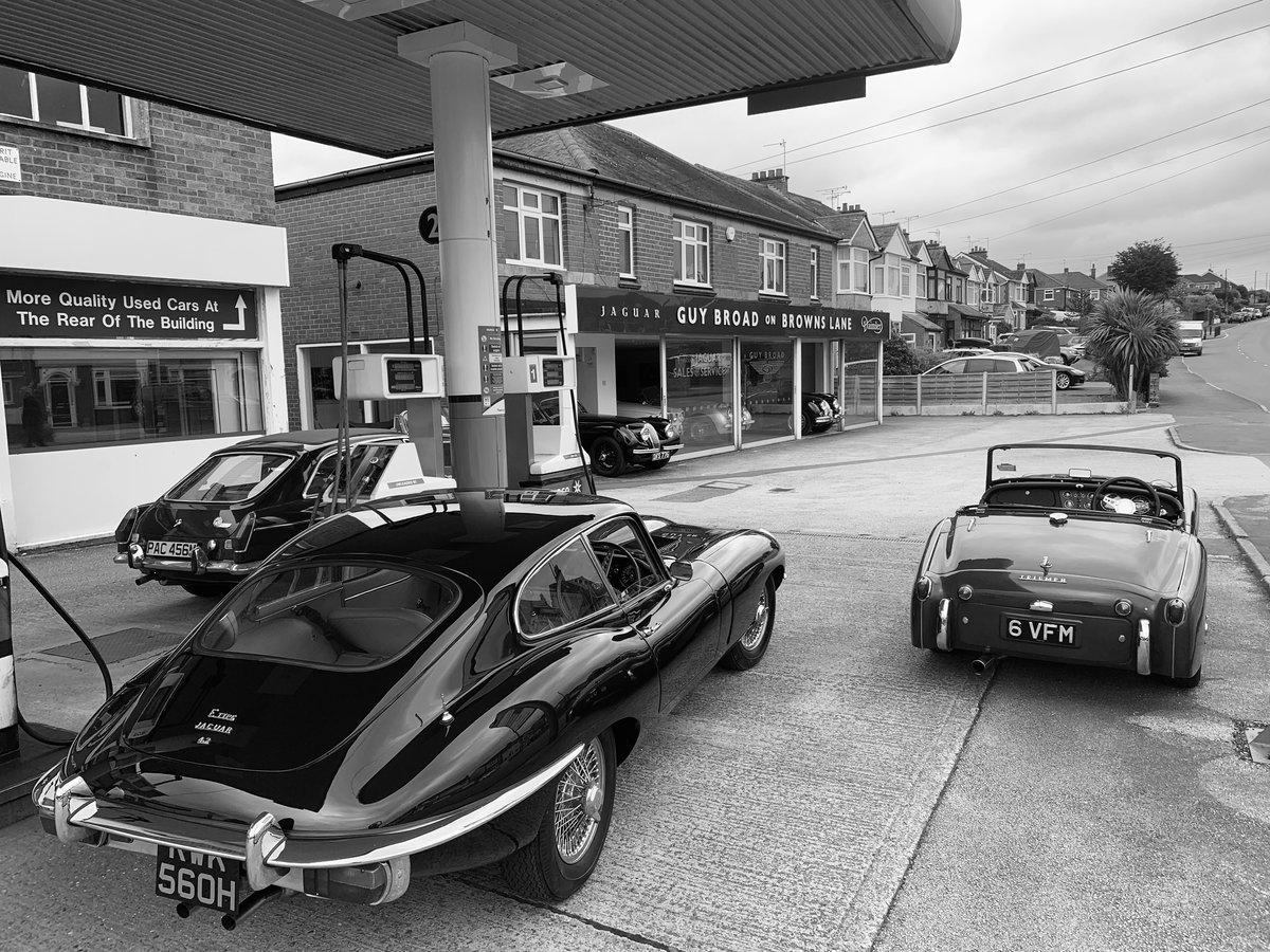 1968 Jaguar E type FHC For Sale (picture 2 of 6)
