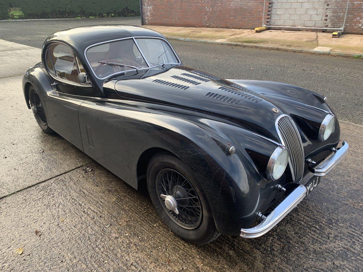 1953 Jaguar XK120 For Sale (picture 3 of 6)