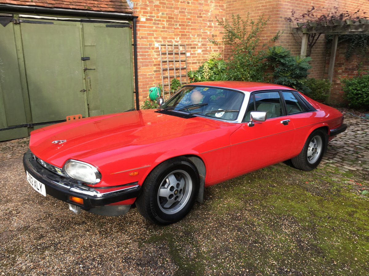 1985 XJS HE V12 Coupe, very tidy, drives well For Sale (picture 3 of 6)