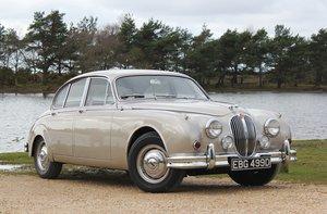 1966 Jaguar MK2 3.4L MOD matching numbers 70k miles