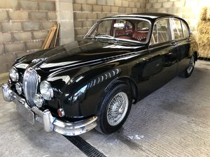 1966 Mk 2 jaguar 3.8 mod barn find For Sale
