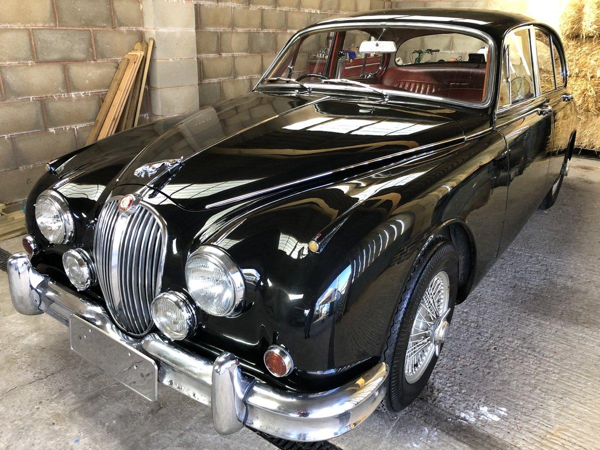 1966 Mk 2 jaguar 3.8 mod barn find For Sale (picture 2 of 6)