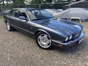 Jaguar XJR X306 1997 53k miles FSH Very high spec