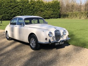 1968 Jaguar MK2 240 Manual Overdrive Fully Restored  For Sale