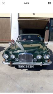 1970 Jaguar 420G mk 10 sell swap px why ?