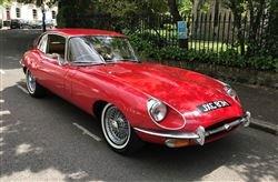 1969 Jaguar E-Type Series 2 2+2
