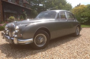 1964 JAGUAR MK2 3.4 MANUAL WITH OVERDRIVE For Sale by Auction