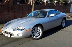 2004 JAGUAR XKR 4.2 For Sale by Auction