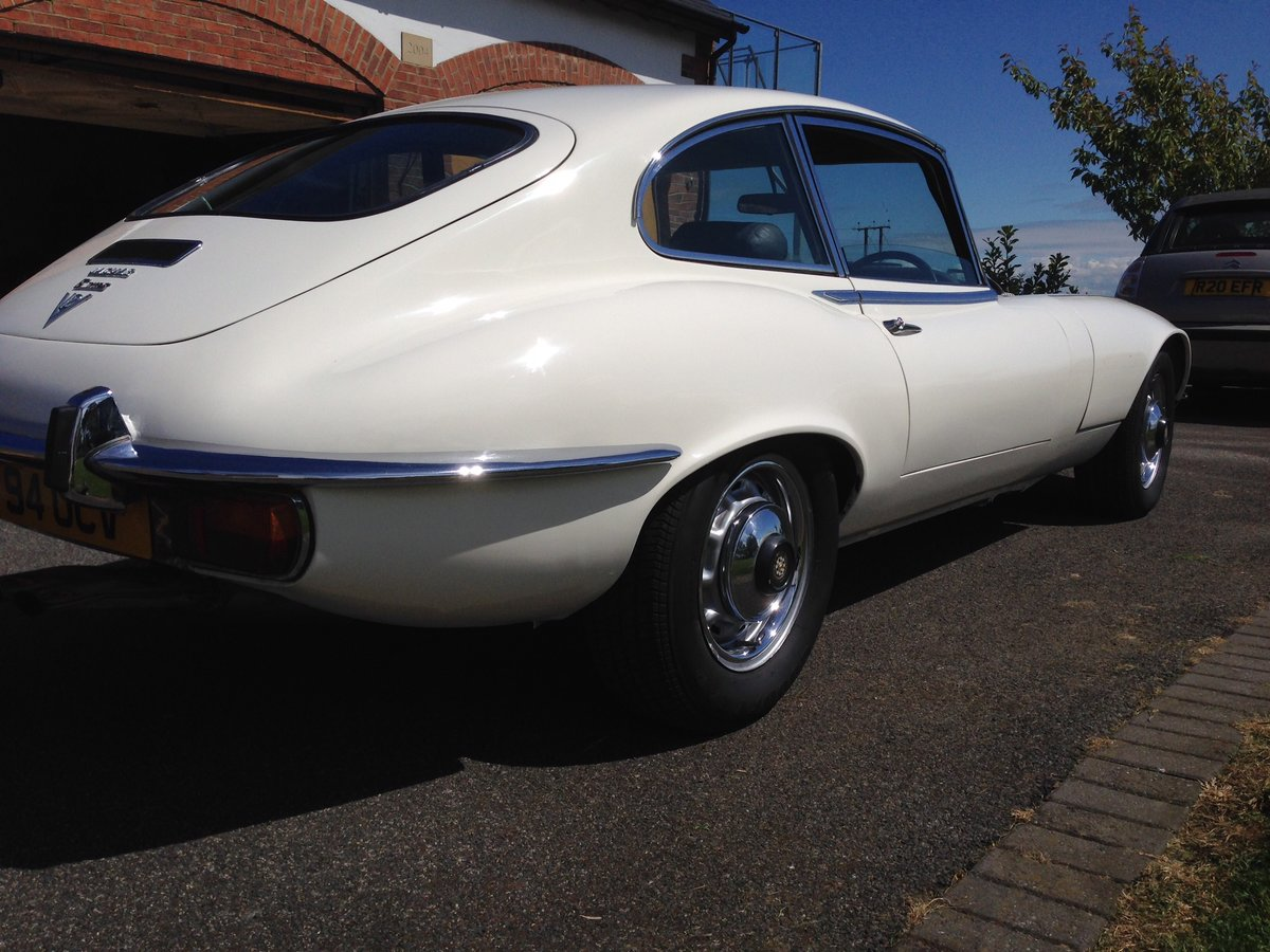 1971 Jaguar E Type Series 3 5.3 V12 For Sale (picture 2 of 6)