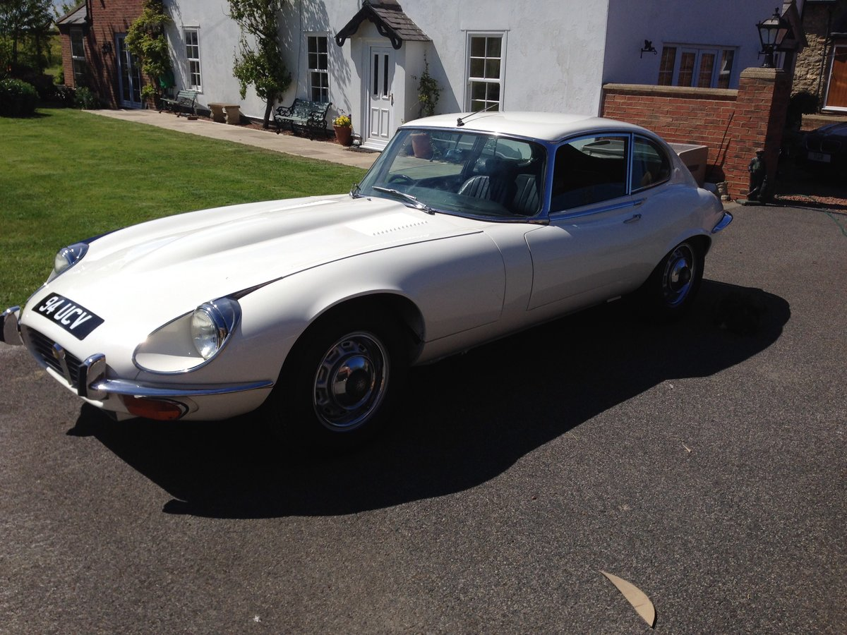 1971 Jaguar E Type Series 3 5.3 V12 For Sale (picture 5 of 6)