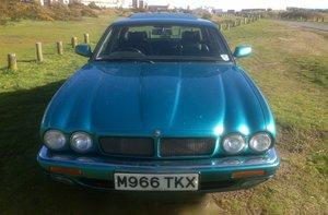 1995 JAGUAR XJR For Sale by Auction