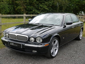 2007 JAGUAR XJ SERIES X350 XJ6 LWB SOVEREIGN AUTO