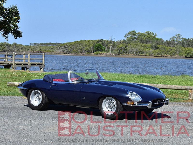 1964 Jaguar E-Type Lightweight For Sale (picture 1 of 6)