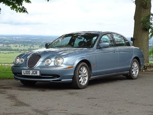 2002 Jaguar S-Type 3.0 V6