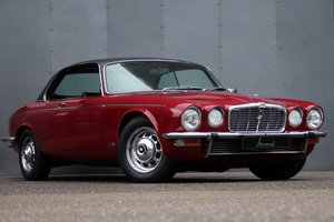 1978 Jaguar XJC 5.3 LHD - Ex Hans Blatzheim For Sale