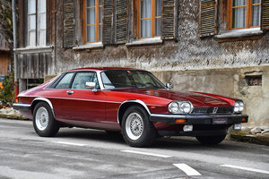 1990 Extremely well kept XJ-S Coupe out of a Swiss delivery