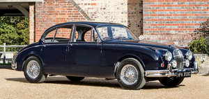 1964 Jaguar Mk 2 3.8-Litre 'Coombs Replica' Sports Saloon