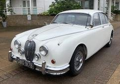 1964 Jaguar Mk2 3.8-Litre Sports Saloon