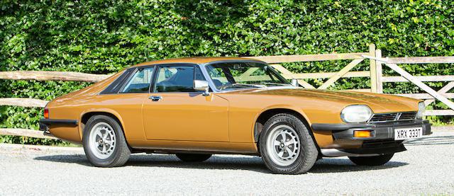 1979 Jaguar XJ-S V12 Coupé