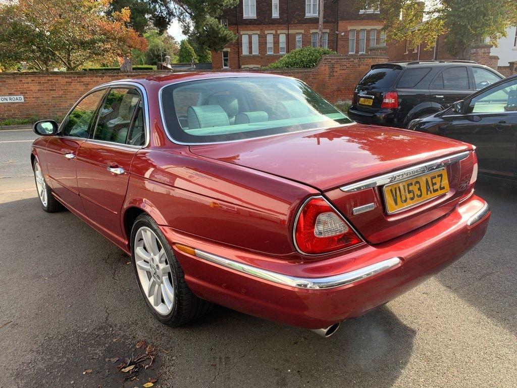 2003 Jaguar XJ aluminium body, only 48k For Sale (picture 2 of 6)
