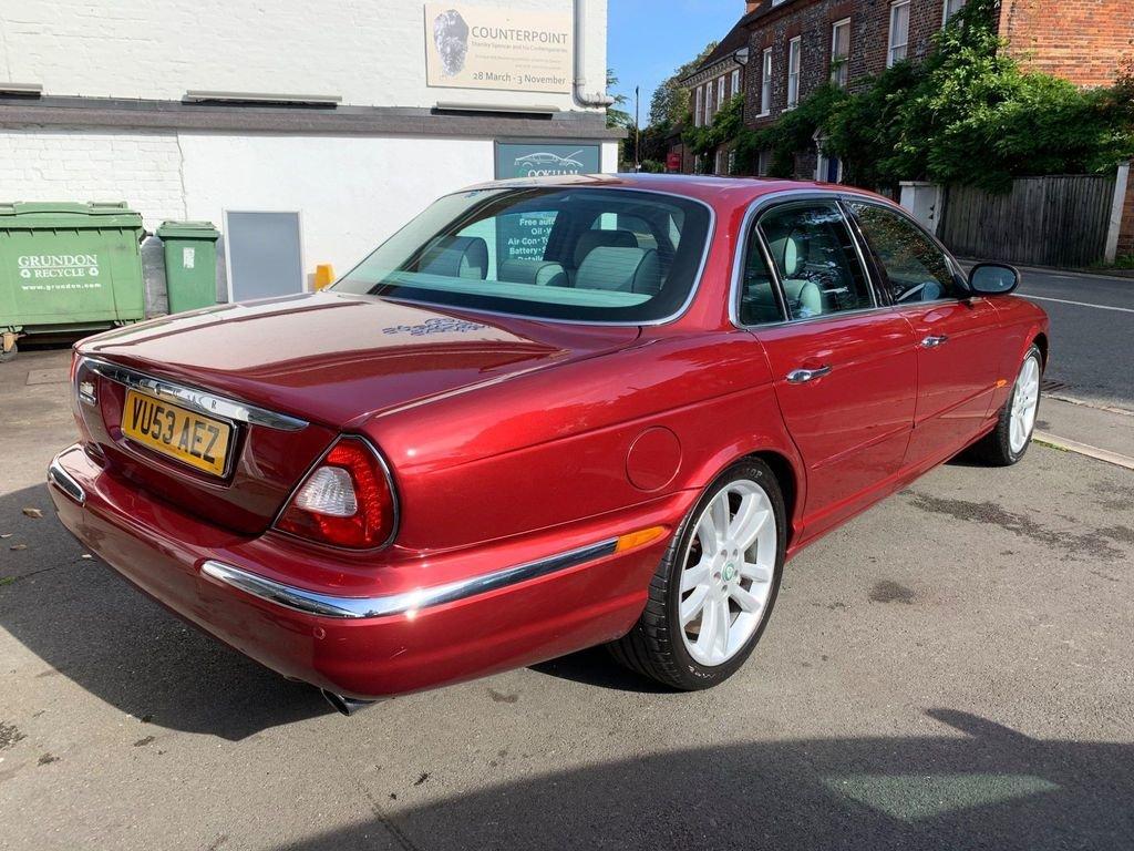 2003 Jaguar XJ aluminium body, only 48k For Sale (picture 3 of 6)