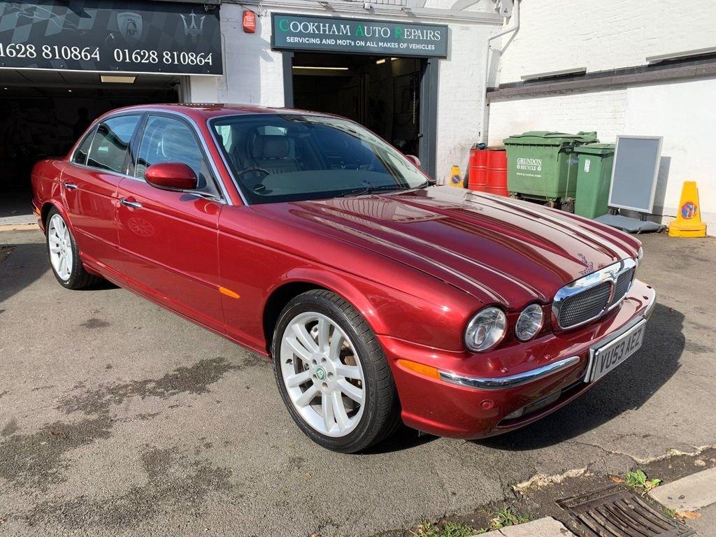 2003 Jaguar XJ aluminium body, only 48k For Sale (picture 4 of 6)