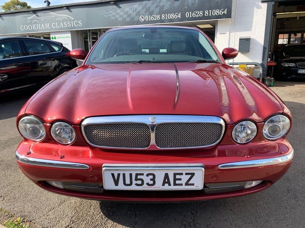 2003 Jaguar XJ aluminium body, only 48k For Sale (picture 5 of 6)