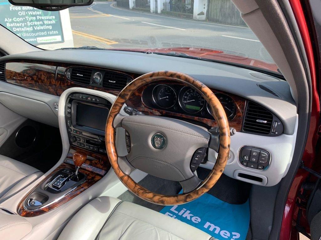 2003 Jaguar XJ aluminium body, only 48k For Sale (picture 6 of 6)