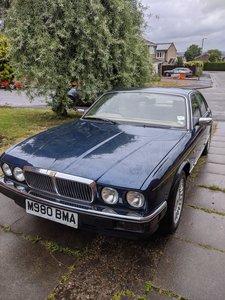 1994 Jaguar XJ6 Gold