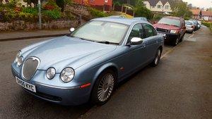 2005 Jaguar S-type Auto 2.7D V6