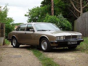 1987 Jaguar Sovereign 3.6
