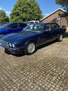 1997 (P)Jaguar XJ6 3.2 Auto
