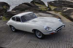 1970 Jaguar E Type S2 FHC One family ownership from new