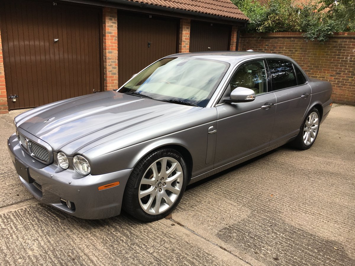 2007 Jaguar X358 3.0 Petrol 63k miles For Sale (picture 3 of 6)