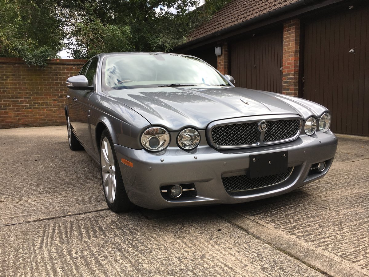 2007 Jaguar X358 3.0 Petrol 63k miles For Sale (picture 4 of 6)