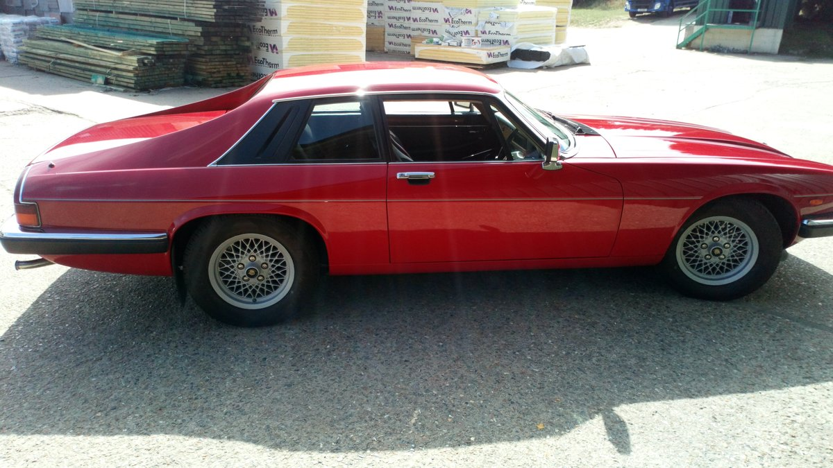 1989 Low mileage, 2-owner XJS - very original SOLD (picture 4 of 6)