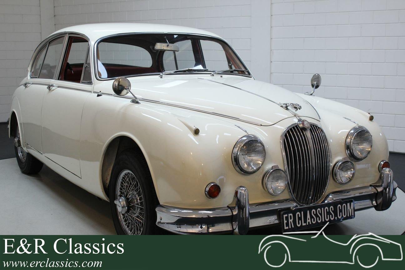 Jaguar MK2 3.8 1961 Overdrive For Sale (picture 1 of 6)