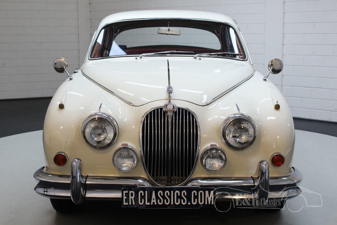 Jaguar MK2 3.8 1961 Overdrive For Sale (picture 4 of 6)