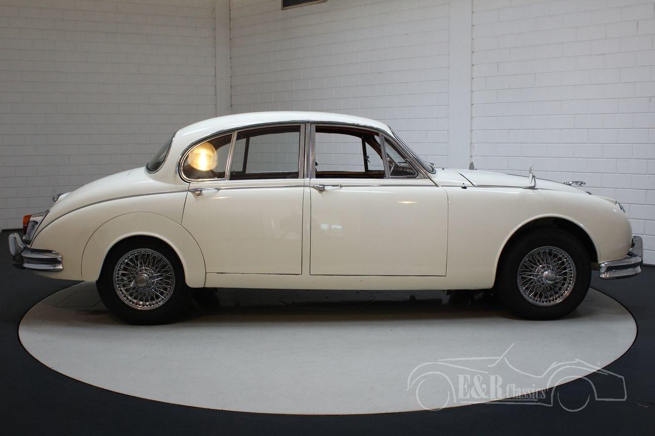 Jaguar MK2 3.8 1961 Overdrive For Sale (picture 5 of 6)