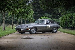 1961 Jaguar E-Type Series 1 'FIA' Coupe
