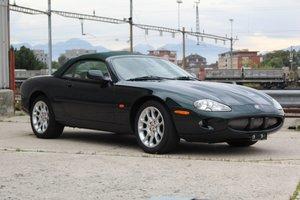 2000 Jaguar XKR Convert. S/C