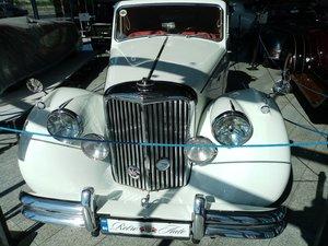1950 Jaguar mk5