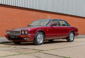 1996 Jaguar XJ6 3.2 Executive (RHD)