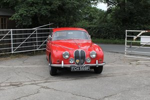 1968 Jaguar 340 4.2 Saloon, Upgraded 4.2 Litre Engine  For Sale