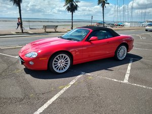 Picture of 2004 Jaguar xk8 convertible